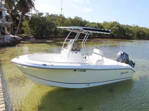 Fishing Boat Rentals in the Florida Keys, Long Key, Conch